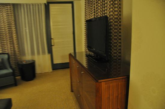 The Fairmont San Jose: our room