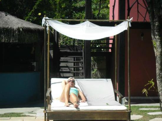 Pousada Agua Marinha: pisina