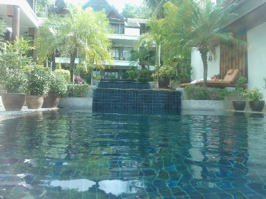 Baan Yin Dee Boutique Resort: pool view
