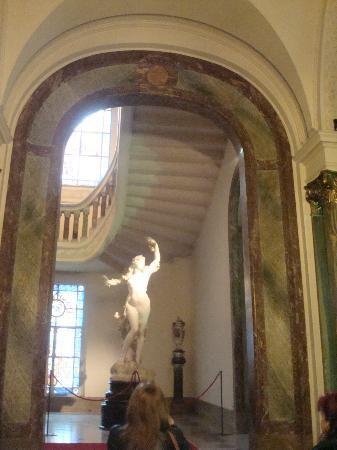 Palacio Paz: este el el acceso al palacio