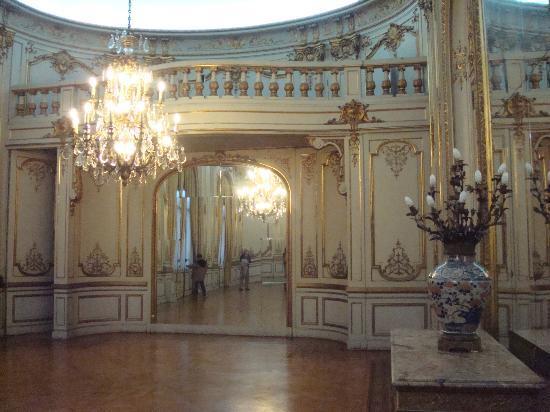 Palacio Paz: salón de baile