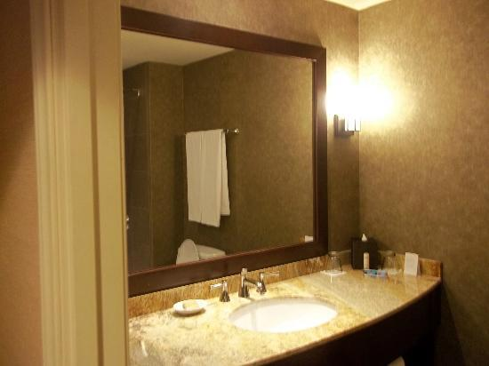 Hyatt Regency Bellevue: bathroom