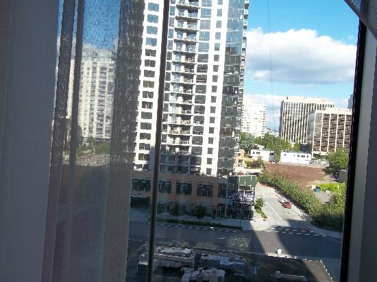 Hyatt Regency Bellevue: view from the room