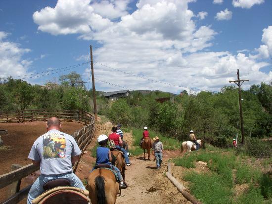 Ride Garden Of The Gods Picture Of Academy Riding Stables Colorado Springs Tripadvisor