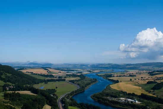Perth, UK : Kinnoull Hill