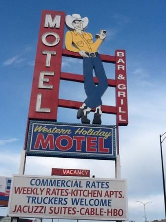 Western Holiday Motel