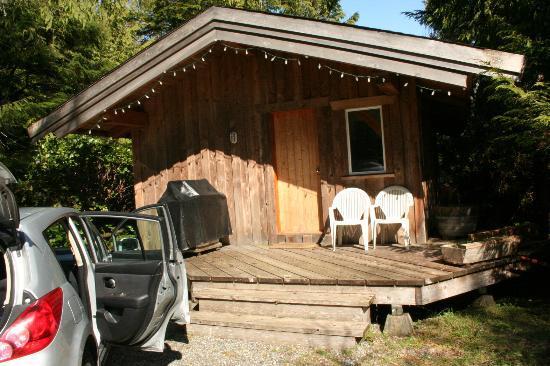 Fortune Cove: Fir Cabin