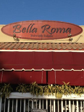 Flavio's Brick Oven and Bar: Bella Roma in Siesta Key Village