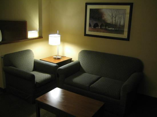 Holiday Inn Express Portland Downtown : Executive King Suite