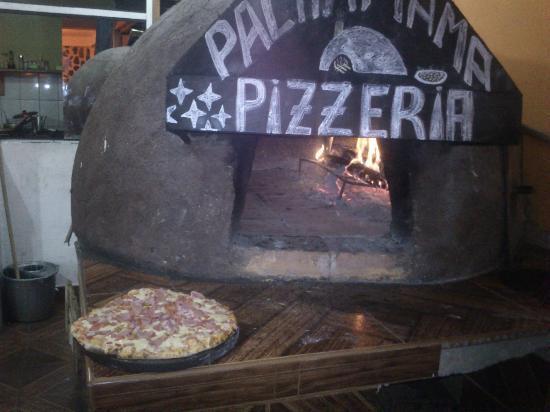 Pachamama Pizzeria: CHVR