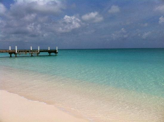 Villa Renaissance: Grace Bay Beach on Providenciales - the most beautiful beach imaginable!!