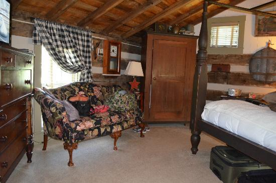 Burlington's Willis Graves Bed and Breakfast Inn: Rouse Retreat