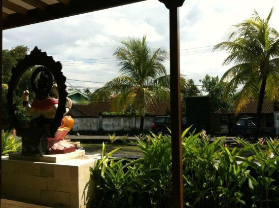 โรงแรมบาหลีนยูห์แกดิงวิลล่า: Villa