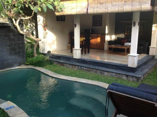Bali Nyuh Gading Villa: One bed villa-swimming pool