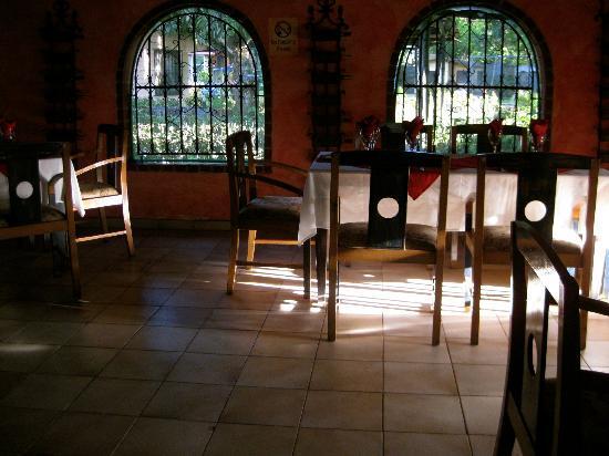 Restaurante Rincon Vallero: dining area