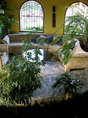 Restaurante Rincon Vallero: sitting area