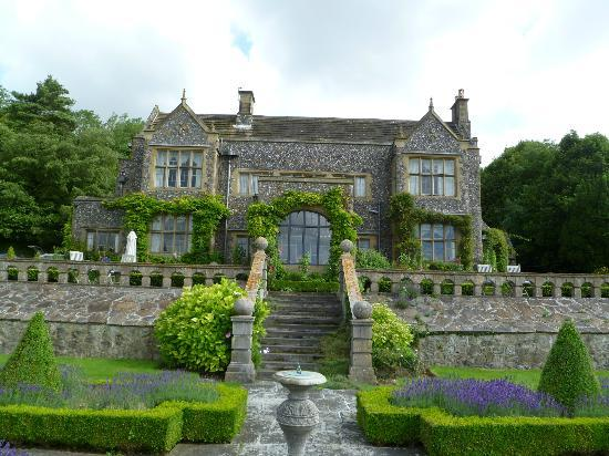 Thurnham Keep Country House B&B: Not your typical B&B!
