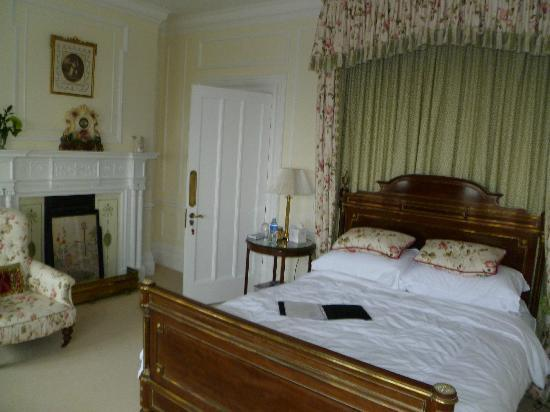 Thurnham Keep Country House B&B: Comfortable - did NOT want to leave
