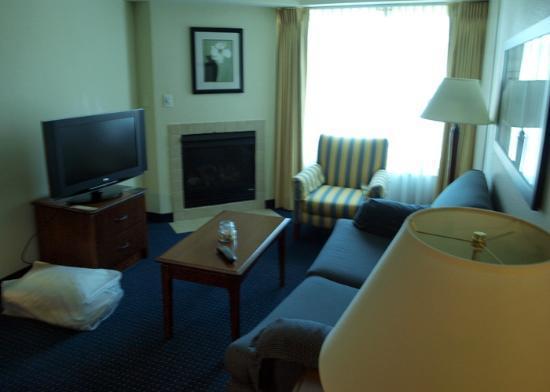 Residence Inn Los Angeles Westlake Village: 2 Bedroom Living Area