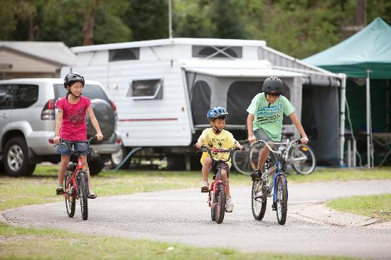 Halifax Holiday Park Powered Sites