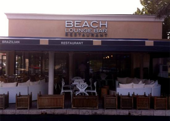 Beach Lounge Bar & Restaurant: Beach Lounge Bar
