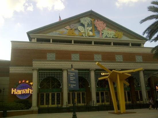 Harrah's casino new orleans buffet