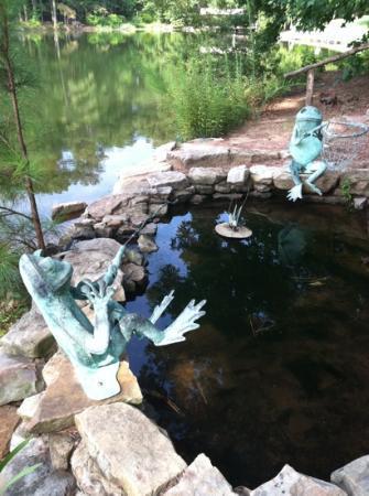 Aldridge Gardens: Kermit