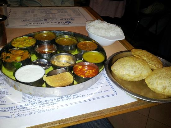 Saravana Bhavan: Too good