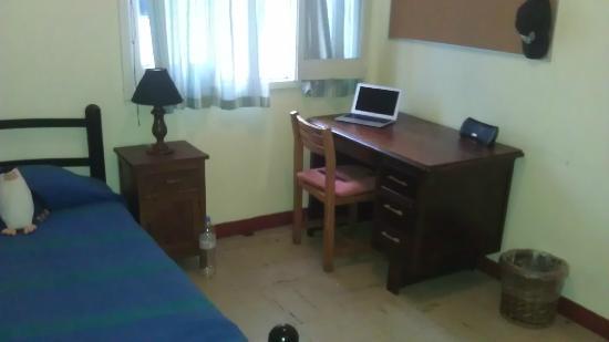 Casa de Los Amigos: My room