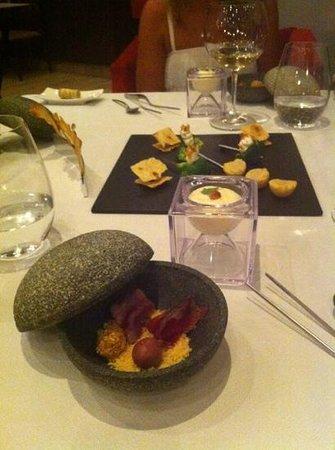Restaurante Messina: real fun appetizers