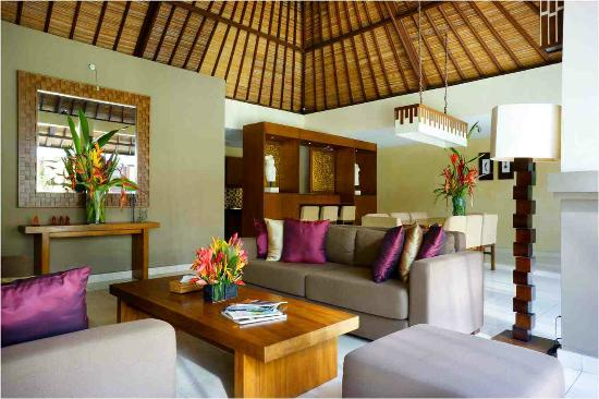 Villa Staman: Living area