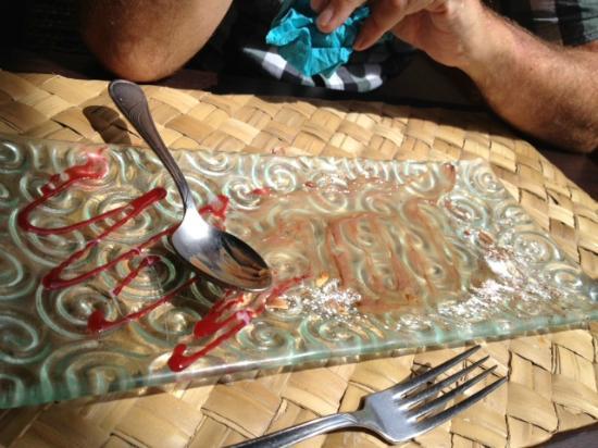 Le Soleia: Chocolat pralinette