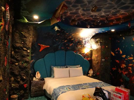 Sato Castle Motel: Little Mermaid