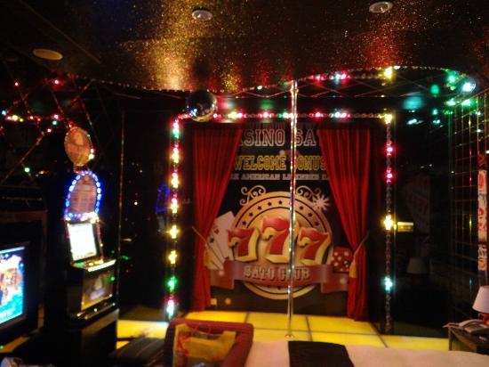Sato Castle Motel: Las Vegas
