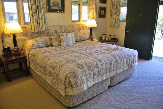 Spicers Hidden Vale: Super comfy King Bed