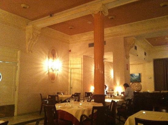 La Lluna Restaurant: La decoración es muy bonita