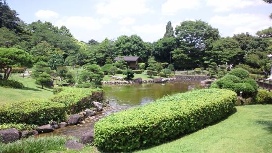 Kashiwa, Japan: 庭園