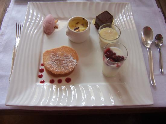 Le Beaulieu: L'assiette du pâtissier - 2ème service-