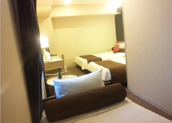 Shin-Yokohama Kokusai Hotel : 新横浜国際ホテル