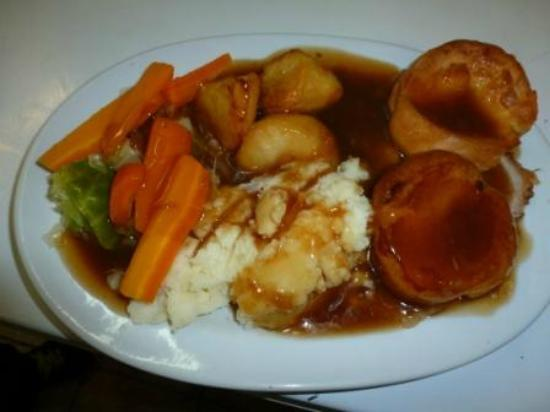 The Cosy Corner: Traditional Sunday Roast
