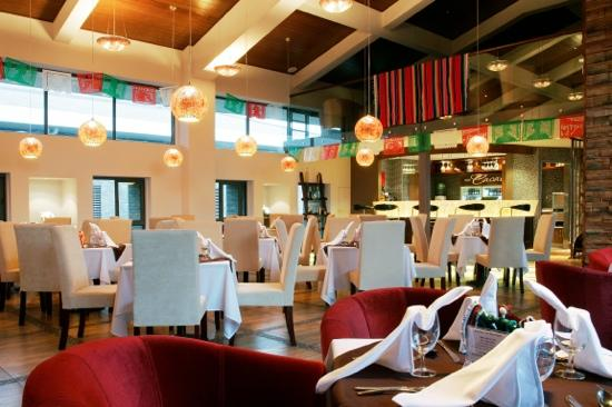 Mexican Restaurant (Main Branch): cacao dining hall