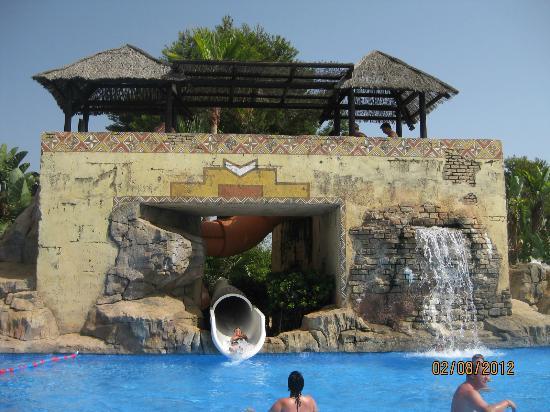 """Protur Sa Coma Playa Hotel & Spa: """"La Reserva"""" parque acuaático del resort"""