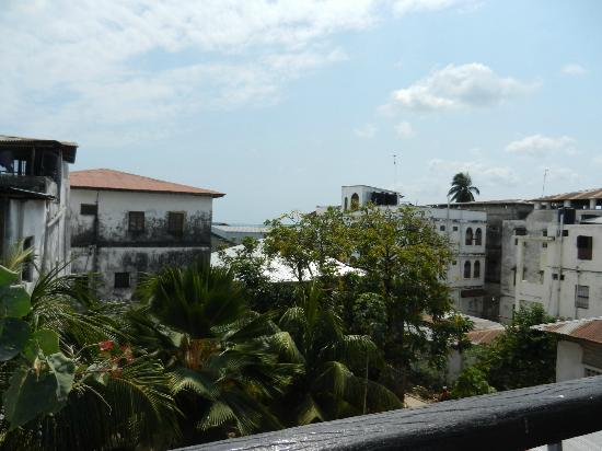 Warere Town House: View from balcony