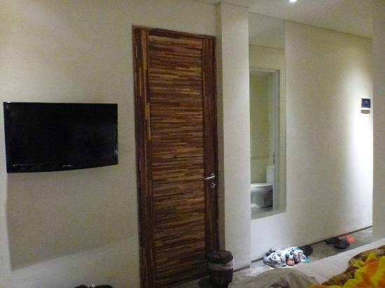 Jocs Boutique Hotel & Spa: another angle in the room