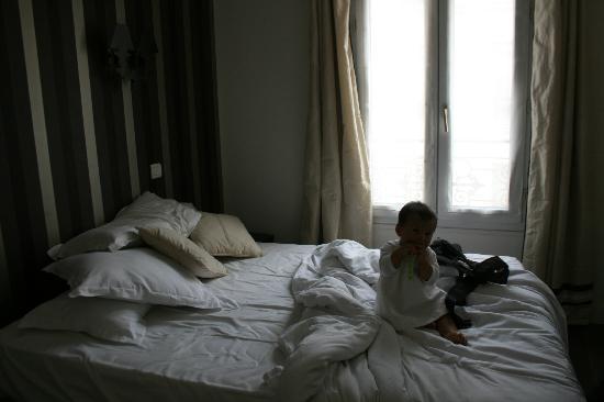Atelier Montparnasse : bed