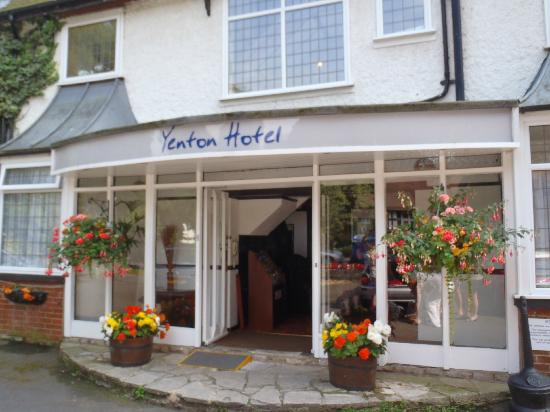 The Yenton: The exterior of the hotel