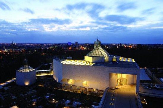 Mudam Luxembourg Modern Art Museum: Provided by: Mudam