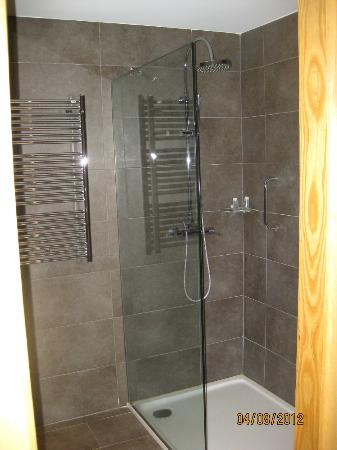 Protur Sa Coma Playa Hotel & Spa: Ducha suite