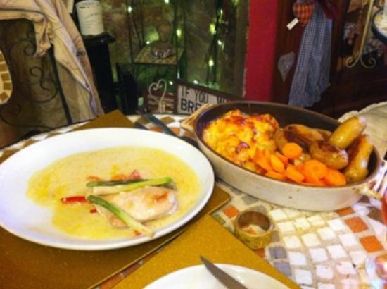 17 Again: Chicken – my colleague's main dish