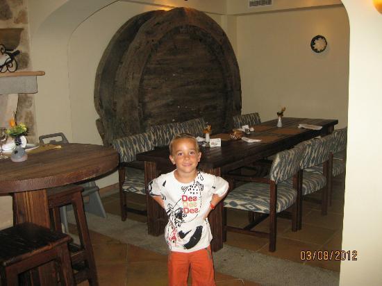 Protur Sa Coma Playa Hotel & Spa: Restaurante
